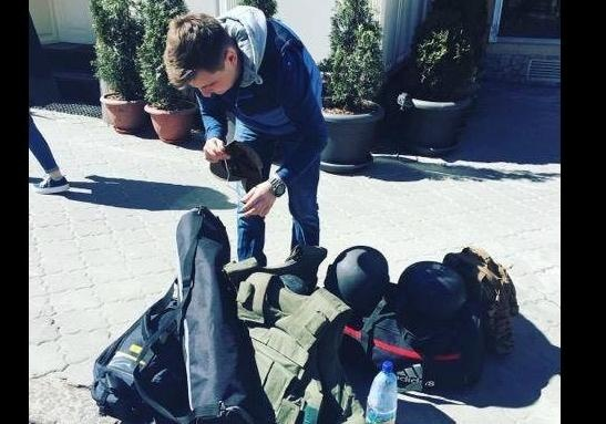 Корреспондентов ZIK задержали около воинской части вРовенской области