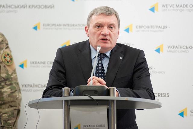 Грымчак: Украина продолжает поставлять воду в захваченный Донбасс