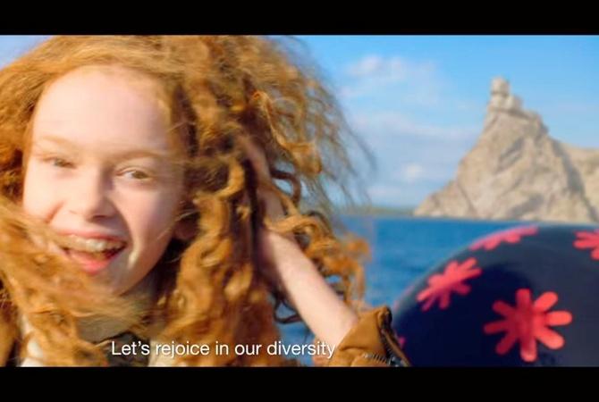 Винтернете появился презентационный ролик Украины кЕвровидению