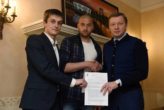 «Шахтер» продлил договор сЯрославом Ракицким
