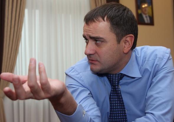 Все делегаты поддержали кандидатуру Павелко напост президента ФФУ
