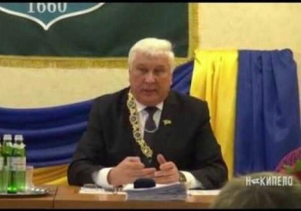 ВХарьковской области фургон насмерть сбил мэра города Дергачи