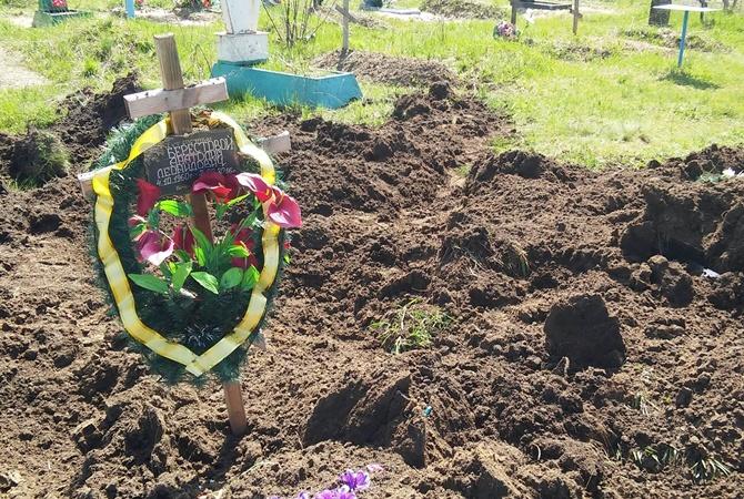ВПопасной из«Градов» обстреляли кладбище