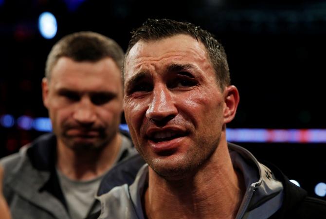 Ошеломляющий бой: Шварценеггер рассчитывает увидеть реванш Кличко иДжошуа