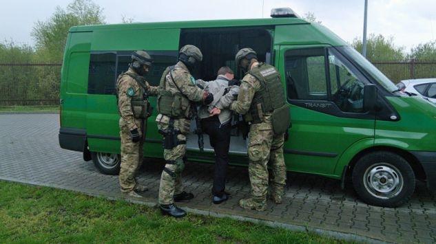 Воевавшего за Украинское государство вДонбассе австрийца задержали завоенные правонарушения