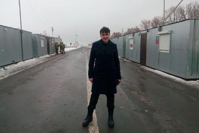 Савченко решила непоздравлять украинцев смайскими праздниками