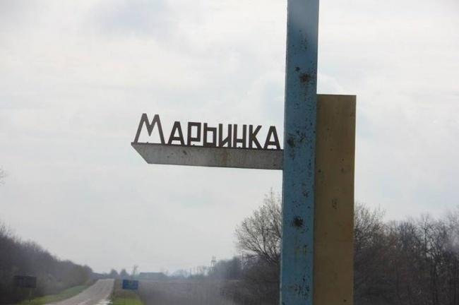Боевики обстреливают Марьинку: ранены двое мирных граждан