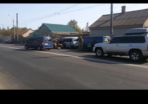 ВОдессе СБУ задержала группу местных граждан заподготовку терактов ипровокаций