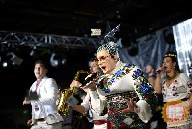 ВКиеве спешно снимают новый видеоролик для «Евровидения»