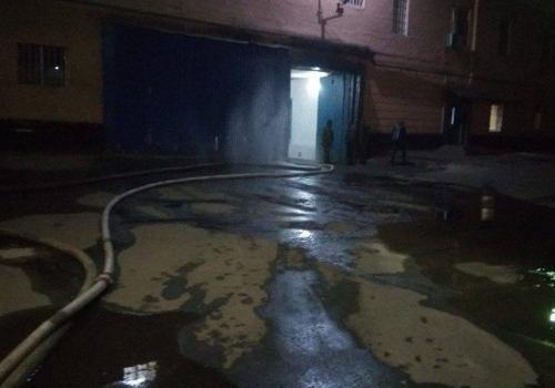 Локализовано возгорание вЛукьяновском СИЗО вКиеве
