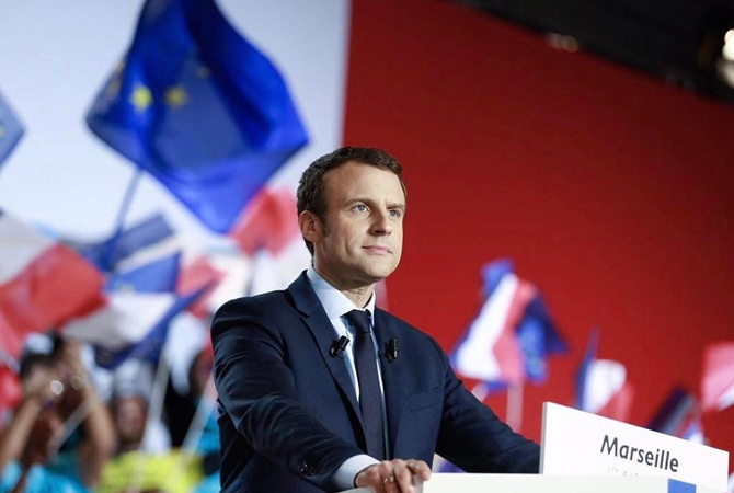 Эмманюэль Макрон победил навыборах президента Франции