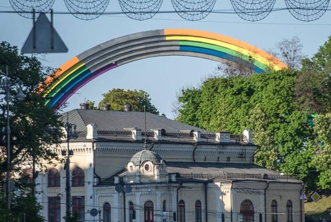 КГГА: Арка дружбы народов будет такой, как прежде