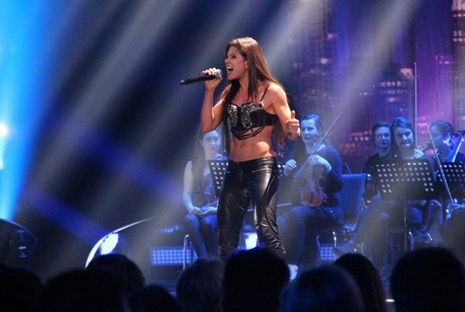 Руслана иONUKA взорвали сцену Евровидения яркими выступлениями