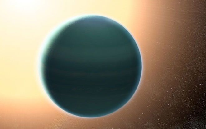 Астрономы доказали наличие воды на«мокрой» экзопланете