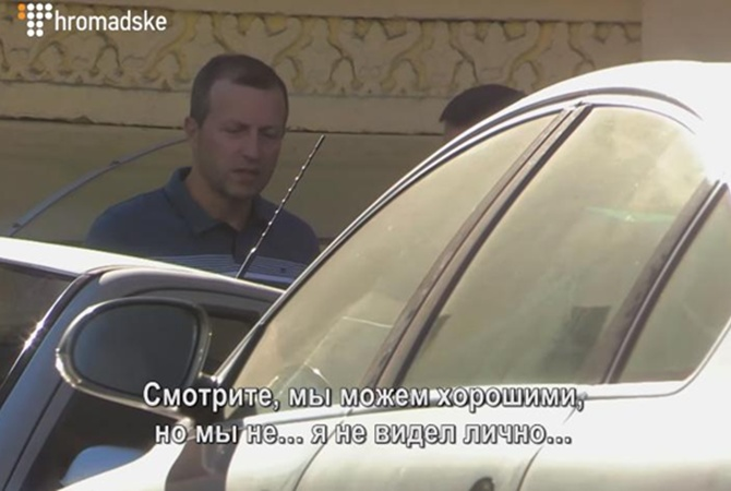Глава СБУ рассказал, почему уволили Устименко из фильма про Шеремета