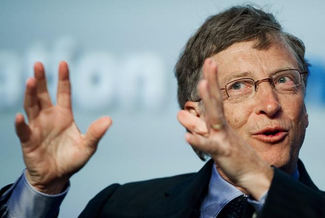 Билл Гейтс рассказал, чем бы занялся, начни он жизнь заново
