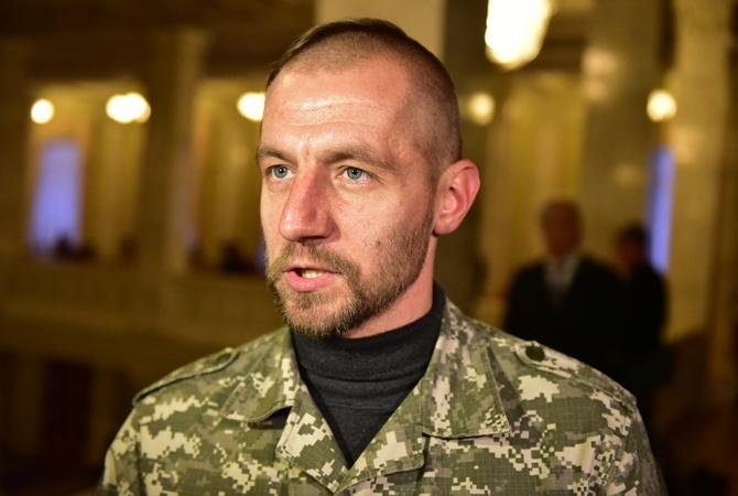 Народный депутат Гаврилюк разбил телефон корреспонденту