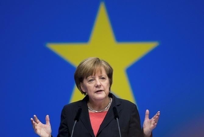 А.Меркель созовет президентов Украины, Франции иРФ насаммит