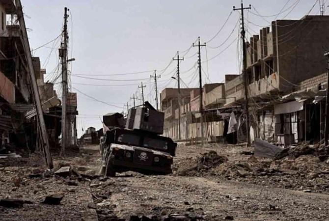 США признали гибель более ста мирных жителей во время ударов в Мосуле