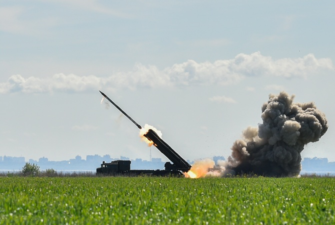 Порошенко объявил обуспешном испытании новейшей украинской ракеты