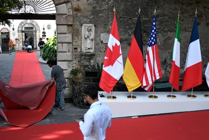 Дональд Трамп и иные темы саммита G7 вИталии
