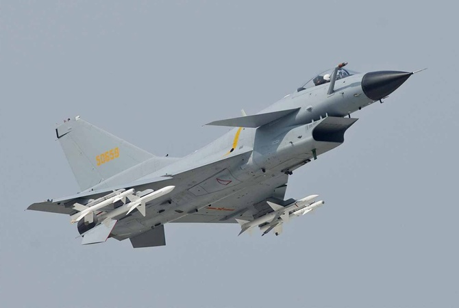 Пентагон подтвердил сближение китайских самолетов с североамериканским