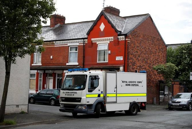 В Манчестере задержали новых подозреваемых в организации теракта