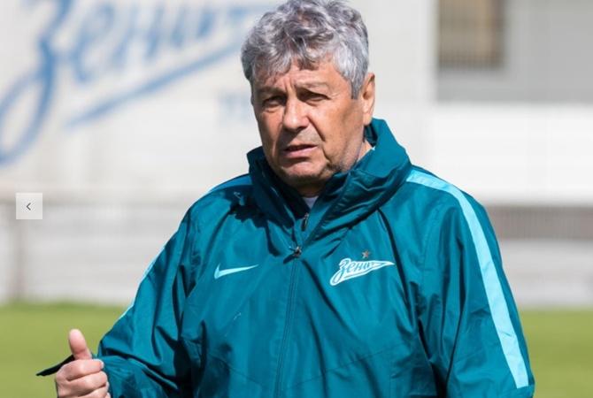 Главный тренер «Зенита» Мирча Луческу отправлен вотставку