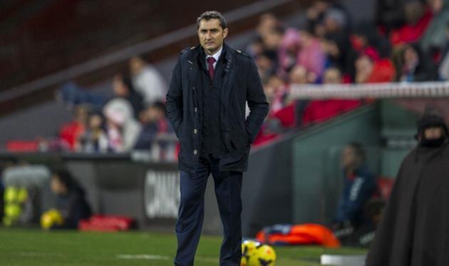 Вальверде стал главным тренером «Барселоны»
