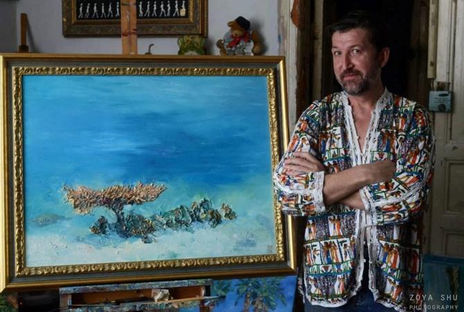 Умер известный украинский художник, рекордсмен Книги Гиннеса