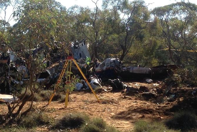 ВАвстралии разбился самолет: необошлось без жертв