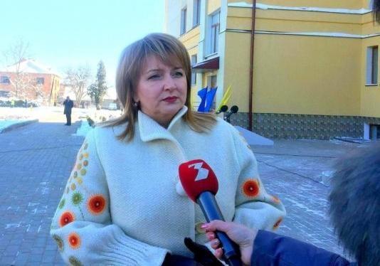 Комиссия выбрала главврачом Охматдета доктора изКоломыи Ирину Садовяк