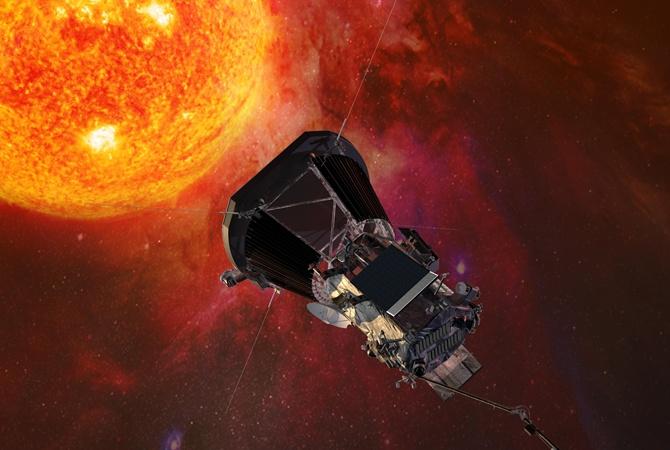 NASA направит зонд нарекордно близкое расстояние кСолнцу
