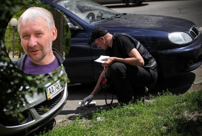 Установлена личность убийцы бывшего и.о. директораГП «Укрспирт» Панкова