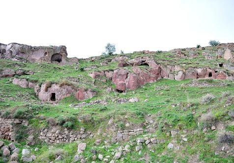 ВТурции найден подземный город с неменее чем 50 камерами