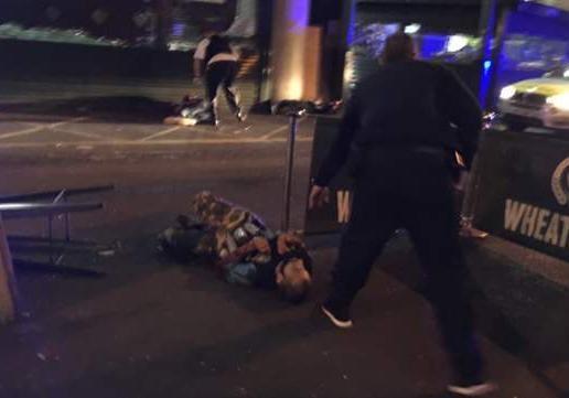 Среди жертв теракта встолице Англии есть иностранцы