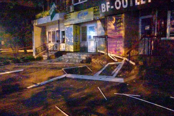 Взрыв в жилом доме под Киевом есть жертвы Взрыв прогремел в ночь на 5 июня
