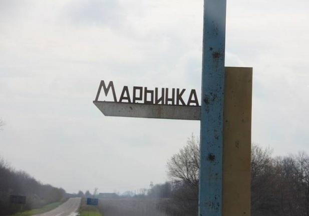 Пограничники заявляют обобстреле контрольного поста «Марьинка»