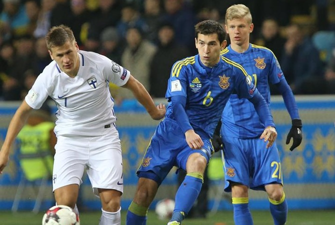 Шевченко вызвал всборную еще 3-х игроков