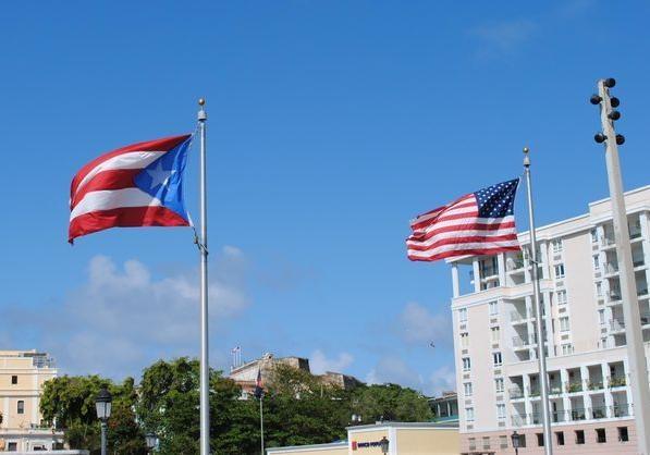 Завхождение всостав США проголосовали вПуэрто Рико