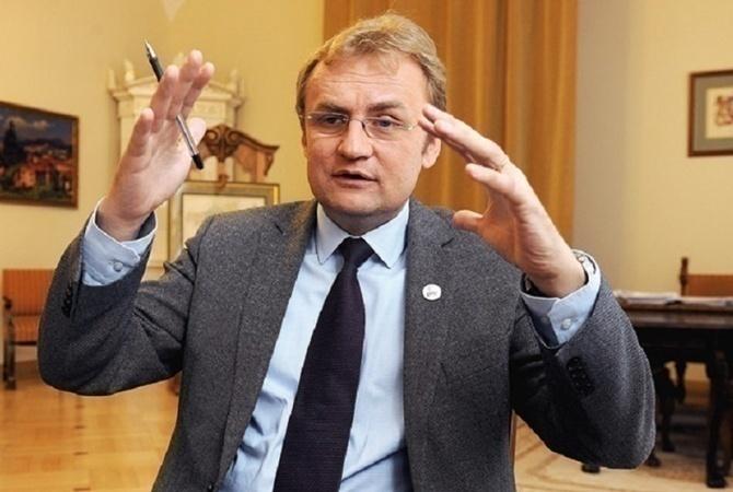 Садовый: Львов просит Кабмин объявить город зоной чрезвычайной экологической ситуации
