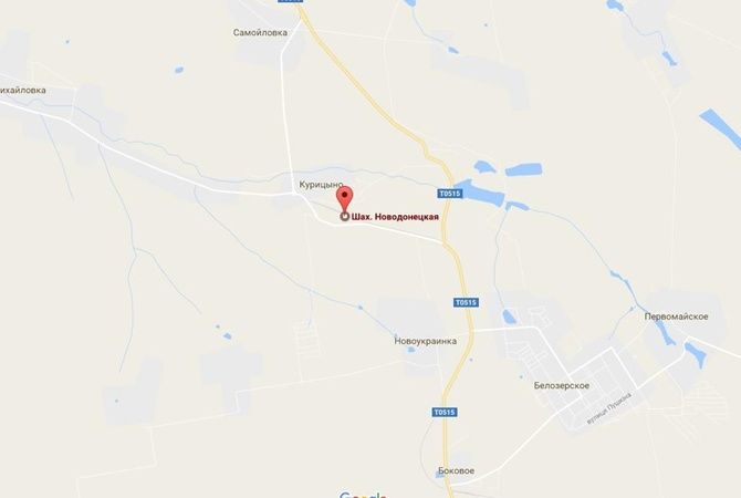 НаДонбассе из-за вспышки газа нашахте 4 горняка получили разной степени ожоги