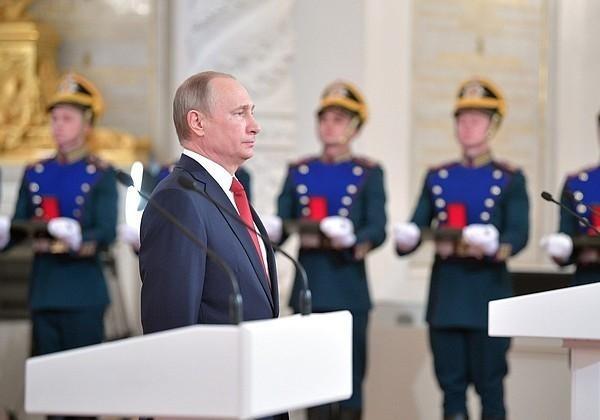 Путин отыскал виновного вконфликте Украины и Российской Федерации