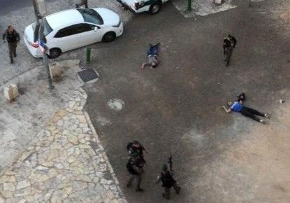 ВИерусалиме четверо террористов напали наполицейских