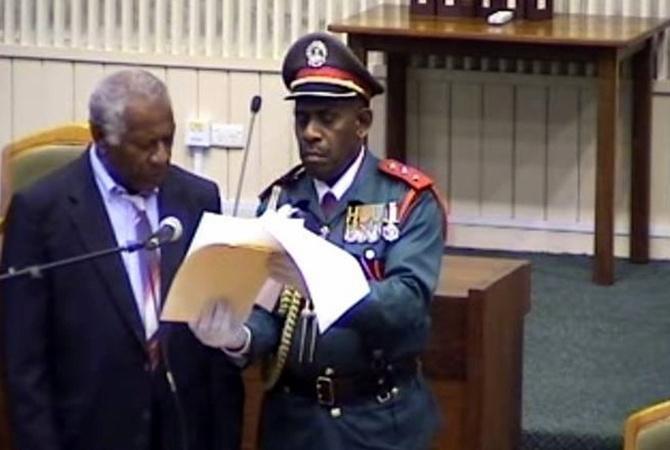 Президент Вануату Балдвин Лонсдейл скончался отсердечного приступа