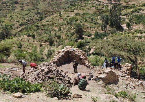 Британские археологи нашли забытый город вЭфиопии