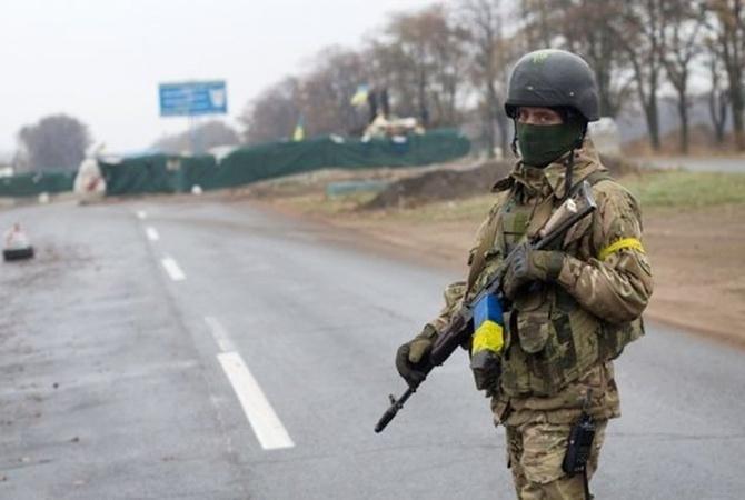 ВБорисполе военный прострелил ногу мужчине, проникшему ввоенную часть