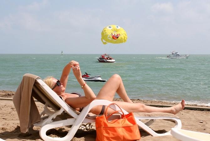 Как будут отдыхать украинцы: 3% заграницей, 1% воккупированном Крыму