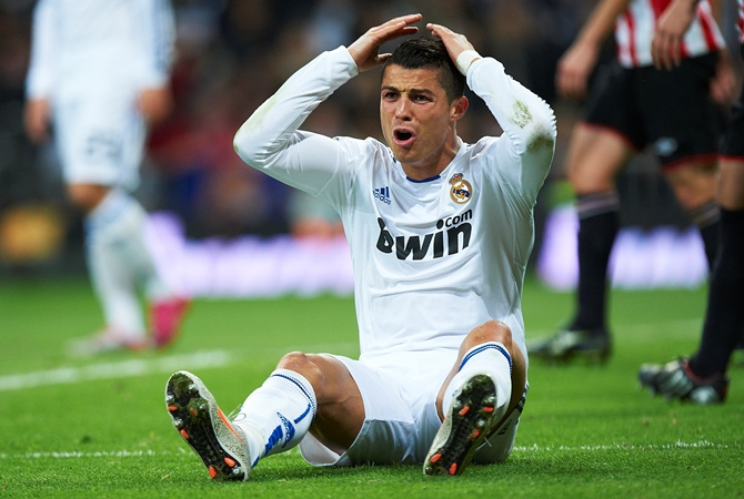 Манчестер сити предложил роналду 170 млн доллапров