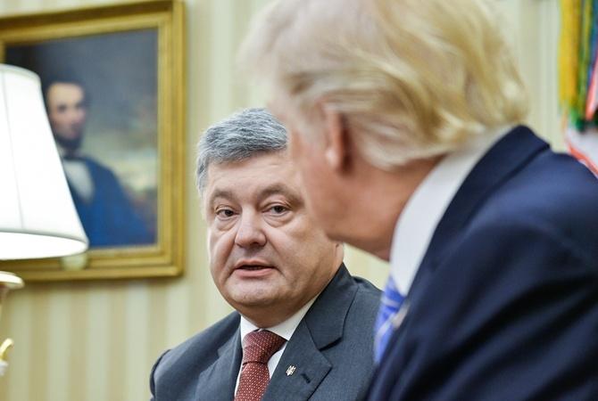 Потребности смены формата переговоров оДонбассе нет— Порошенко